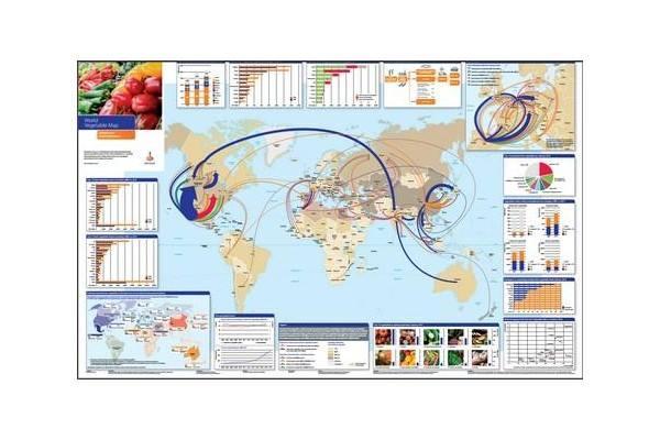 深年世界蔬菜地图 ()