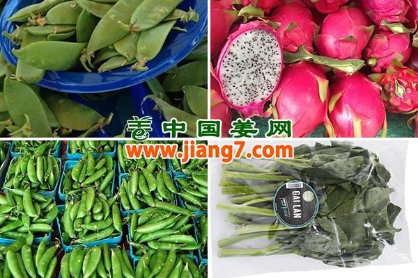 北美:春节将至,农产品供应充足