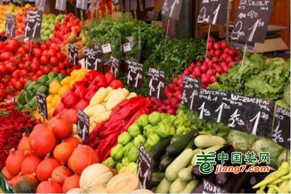 寿光:蔬菜供应充足 价格涨落不一 ()