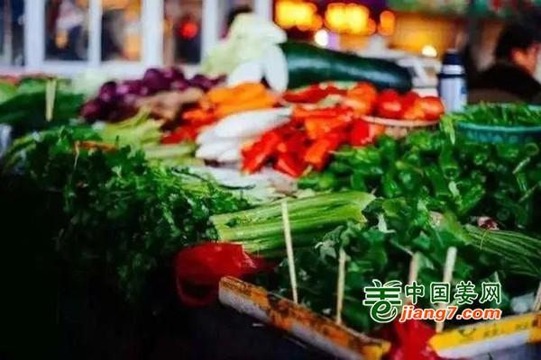 甘肃:8月蔬菜涨跌互现 ()