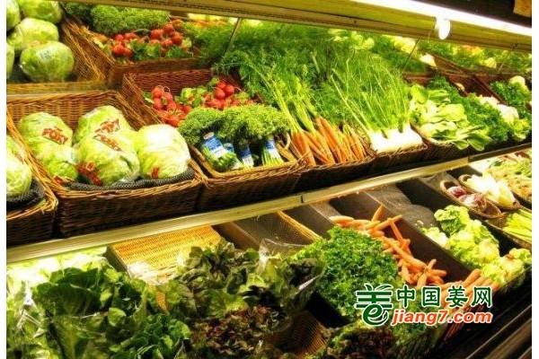 沈阳:持续降雨 菜价上涨不断