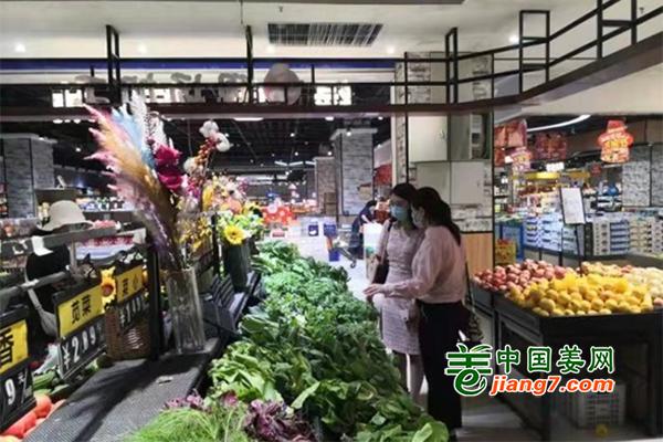 抚顺:蔬菜价格回落 ()