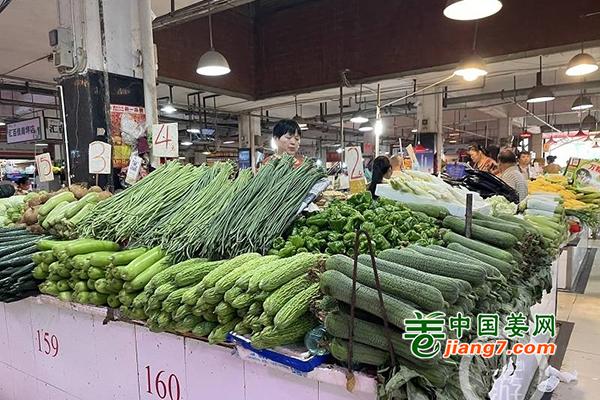 重庆:开学季临近 蔬菜需求增加 ()
